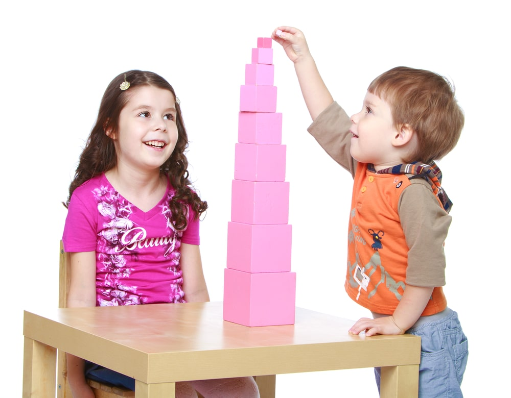 sensorial montessori method and child Info@montessoriconnectionscom below are some characteristics and benefits of the montessori method: the montessori classroom allows children to return to.